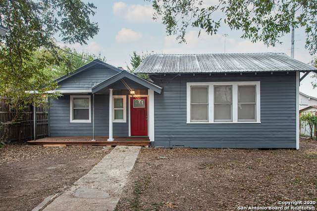 527 Mckinley Ave, San Antonio, TX 78210 (MLS #1493278) :: Carolina Garcia Real Estate Group