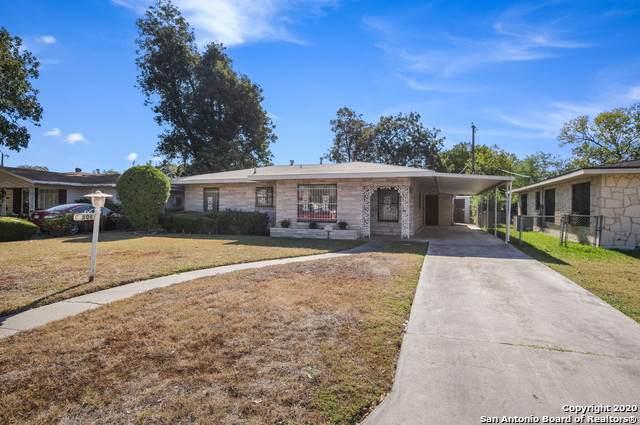 306 Hub Ave, San Antonio, TX 78220 (MLS #1493327) :: The Mullen Group | RE/MAX Access