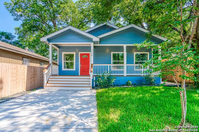 1118 Center St, San Antonio, TX 78202 (MLS #1493330) :: Alexis Weigand Real Estate Group
