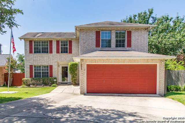 2430 Garden Meadow St, San Antonio, TX 78232 (MLS #1493470) :: The Castillo Group