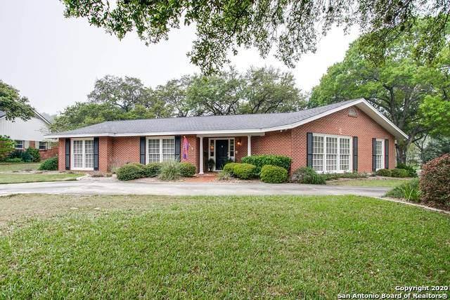 1927 Kenilworth Blvd, San Antonio, TX 78209 (MLS #1493508) :: Alexis Weigand Real Estate Group