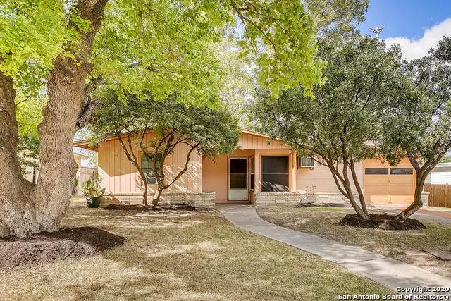 7607 Dell Oak Dr, San Antonio, TX 78218 (MLS #1493688) :: Alexis Weigand Real Estate Group