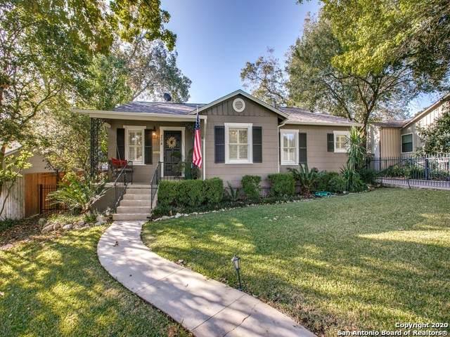 254 E Fair Oaks Pl, San Antonio, TX 78209 (MLS #1493743) :: Alexis Weigand Real Estate Group