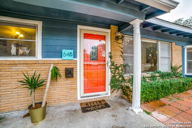 646 Shadywood Ln, San Antonio, TX 78216 (MLS #1493746) :: Alexis Weigand Real Estate Group
