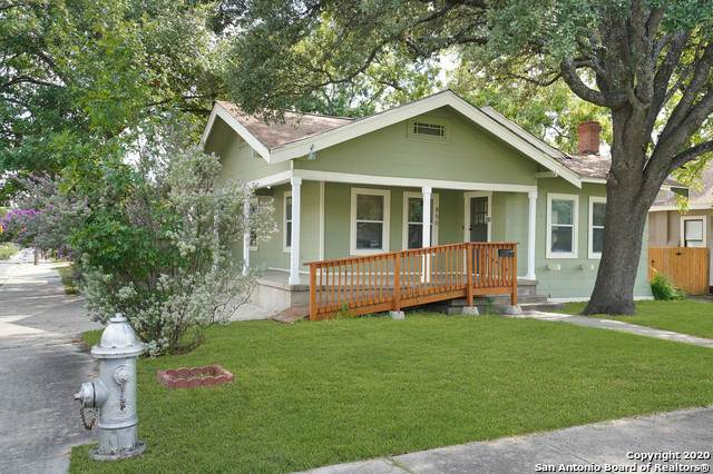 850 Hammond Ave, San Antonio, TX 78210 (#1493757) :: The Perry Henderson Group at Berkshire Hathaway Texas Realty