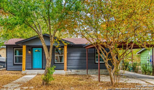 1407 Hermine Blvd, San Antonio, TX 78201 (MLS #1493804) :: The Castillo Group
