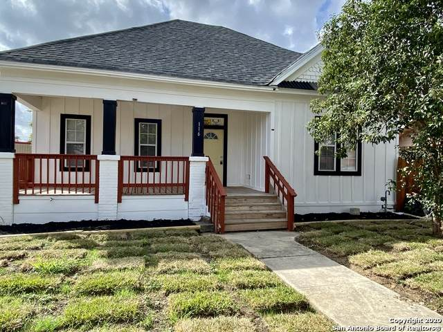 116 W Malone Ave, San Antonio, TX 78214 (MLS #1493853) :: The Rise Property Group