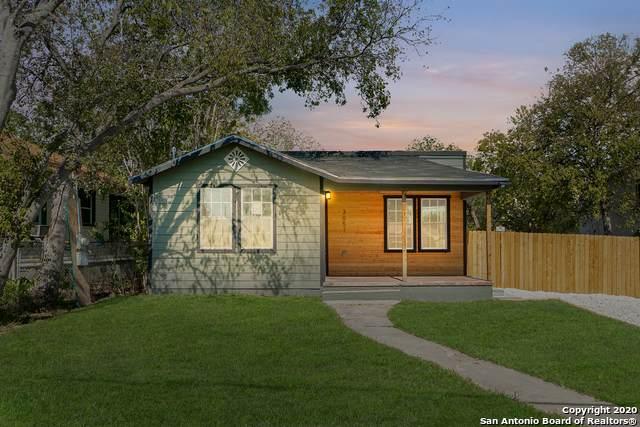 3051 W Ashby Pl, San Antonio, TX 78228 (MLS #1493900) :: Alexis Weigand Real Estate Group