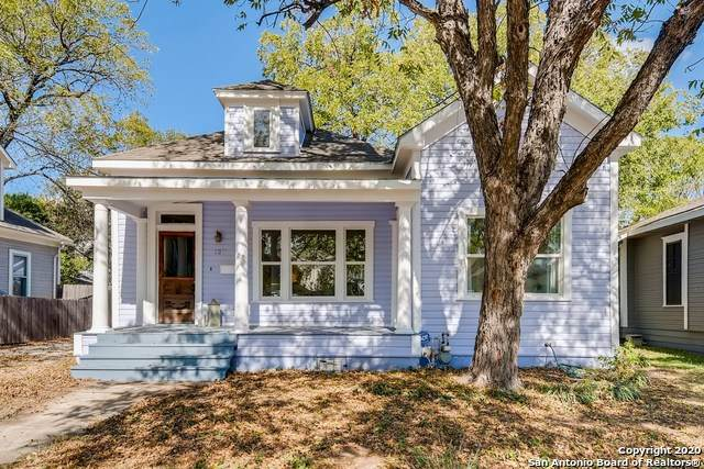 123 Panama Ave, San Antonio, TX 78210 (MLS #1493908) :: Carter Fine Homes - Keller Williams Heritage