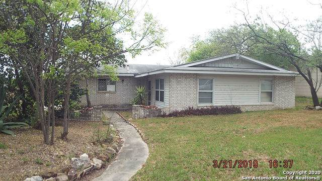 415 Cable Dr, San Antonio, TX 78227 (MLS #1493920) :: Alexis Weigand Real Estate Group