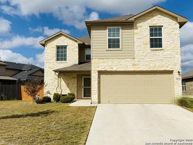 8723 Addison Ridge, San Antonio, TX 78254 (MLS #1493939) :: EXP Realty
