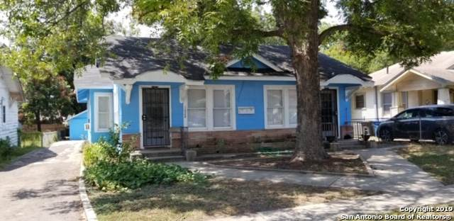 1026 E Drexel Ave, San Antonio, TX 78210 (MLS #1493948) :: The Castillo Group
