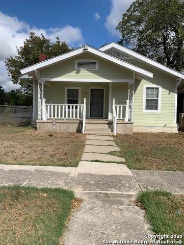 2323 Saunders Ave, San Antonio, TX 78207 (MLS #1493953) :: Alexis Weigand Real Estate Group