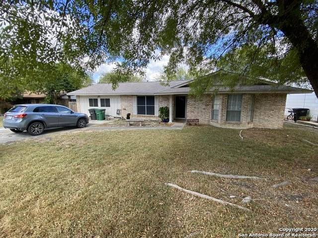 539 Solar Dr, San Antonio, TX 78227 (MLS #1494058) :: Alexis Weigand Real Estate Group
