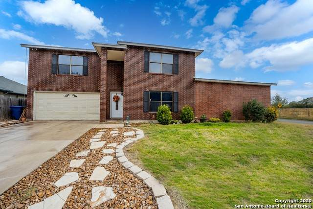 8602 Woods End St, San Antonio, TX 78240 (MLS #1494059) :: Alexis Weigand Real Estate Group