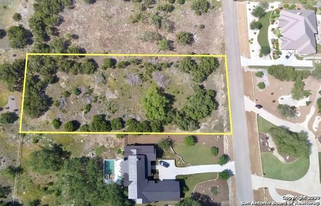 315 Lookout Ridge, New Braunfels, TX 78132 (MLS #1494084) :: Maverick