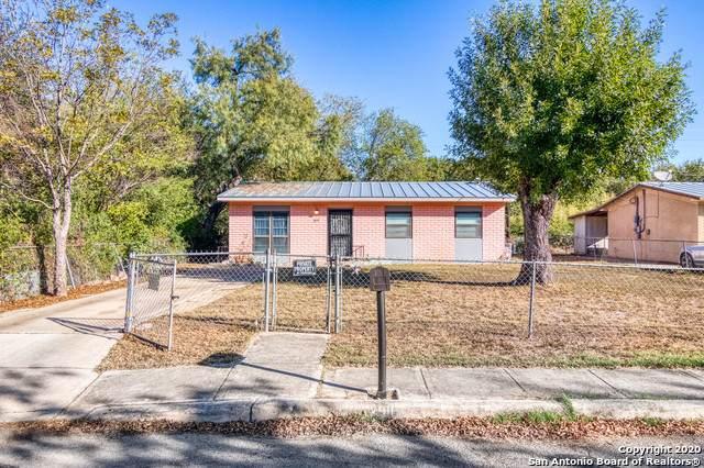 2911 Cumbre Dr, San Antonio, TX 78237 (MLS #1494167) :: The Castillo Group