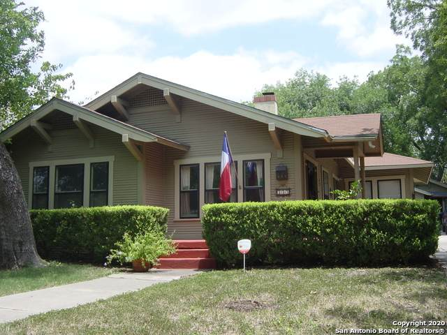 335 W Elsmere Pl, San Antonio, TX 78212 (#1494210) :: The Perry Henderson Group at Berkshire Hathaway Texas Realty