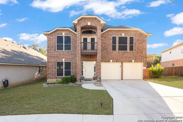 2726 Lilac Ct, San Antonio, TX 78261 (MLS #1494393) :: Alexis Weigand Real Estate Group