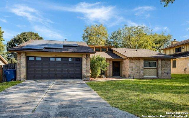 3507 Forest Glade St, San Antonio, TX 78247 (MLS #1494413) :: The Glover Homes & Land Group