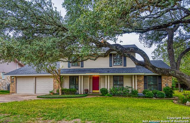 2807 Woodcutter Ct, San Antonio, TX 78231 (#1494437) :: The Perry Henderson Group at Berkshire Hathaway Texas Realty