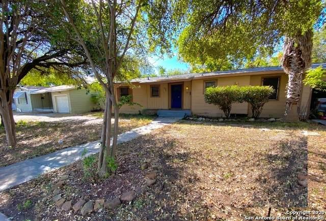 242 Babcock Rd, San Antonio, TX 78201 (MLS #1494453) :: Neal & Neal Team
