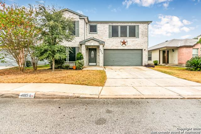 4015 Wisteria Way, San Antonio, TX 78259 (MLS #1494463) :: The Castillo Group