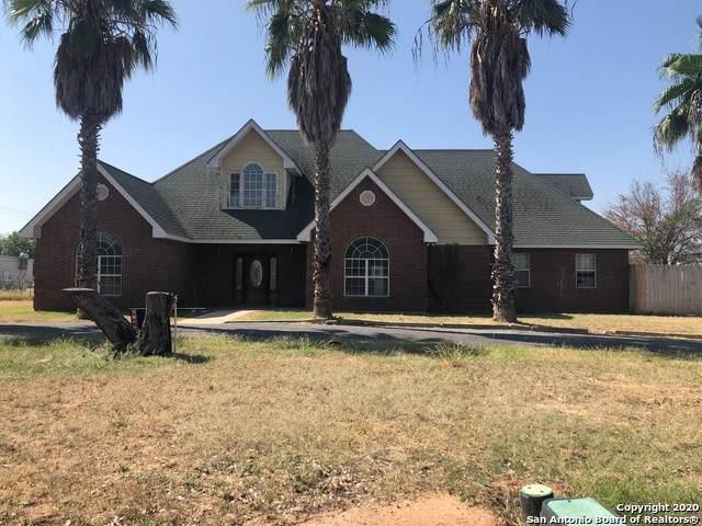 804 Quail Ridge St, Carrizo Springs, TX 78834 (MLS #1494472) :: Maverick