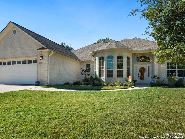 1160 Vista Bonita, New Braunfels, TX 78130 (MLS #1494478) :: Maverick