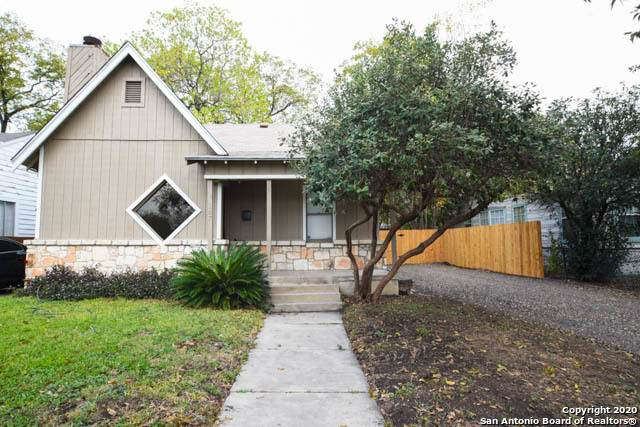 157 Terry Ct, San Antonio, TX 78212 (MLS #1494501) :: The Castillo Group
