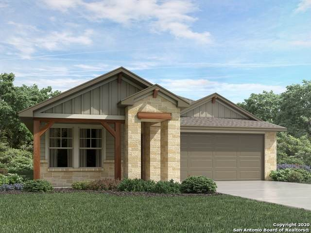 1256 Carl Glen, New Braunfels, TX 78130 (MLS #1494520) :: EXP Realty