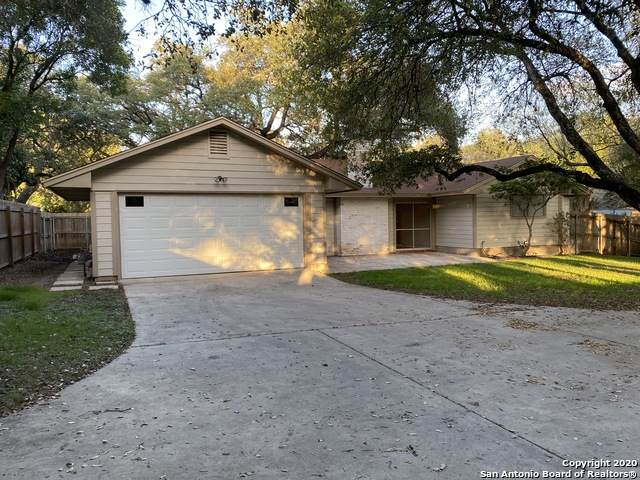 3402 Stonehaven Dr, San Antonio, TX 78230 (MLS #1494620) :: The Glover Homes & Land Group