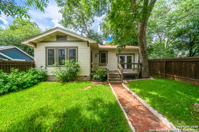 121 Argo Ave, Alamo Heights, TX 78209 (MLS #1494680) :: Concierge Realty of SA