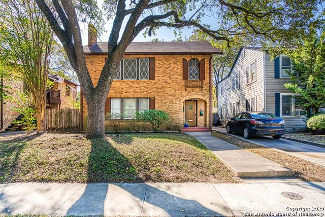206 E Lullwood Ave, San Antonio, TX 78212 (#1494700) :: The Perry Henderson Group at Berkshire Hathaway Texas Realty