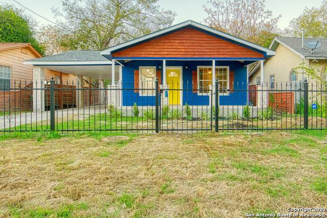 1117 Center St, San Antonio, TX 78202 (MLS #1494723) :: Carter Fine Homes - Keller Williams Heritage