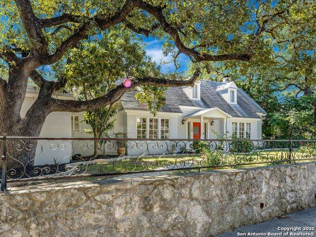 136 E Mulberry Ave, San Antonio, TX 78212 (#1494751) :: The Perry Henderson Group at Berkshire Hathaway Texas Realty
