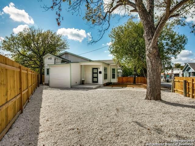 108 E Drexel Ave, San Antonio, TX 78210 (MLS #1494760) :: Maverick