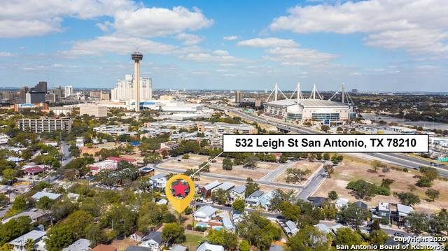 532 Leigh St, San Antonio, TX 78210 (MLS #1494856) :: Carter Fine Homes - Keller Williams Heritage