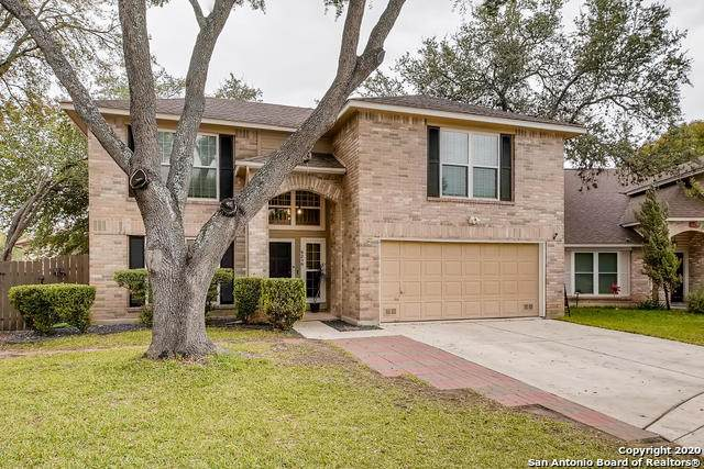 9219 Blockade Dr, San Antonio, TX 78240 (#1494861) :: The Perry Henderson Group at Berkshire Hathaway Texas Realty