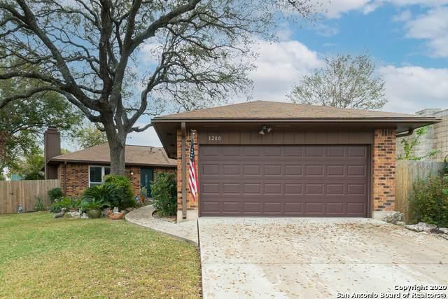 1200 Cyrus Mccormick, Schertz, TX 78154 (MLS #1494868) :: Alexis Weigand Real Estate Group
