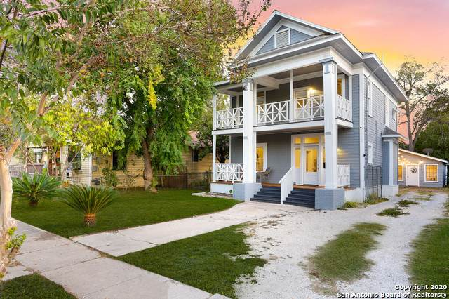 124 Halliday Ave, San Antonio, TX 78210 (MLS #1494892) :: Neal & Neal Team