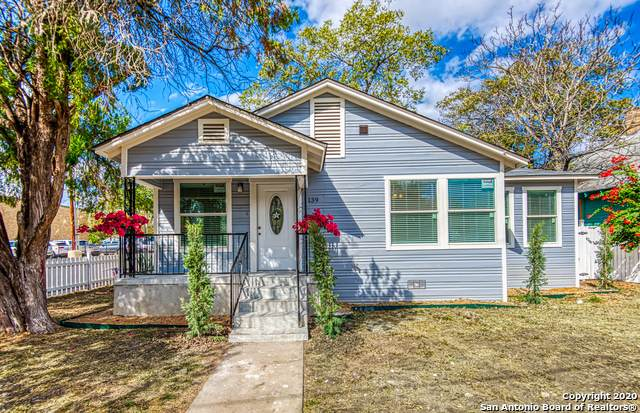 139 Hansford St, San Antonio, TX 78210 (MLS #1494897) :: Carolina Garcia Real Estate Group