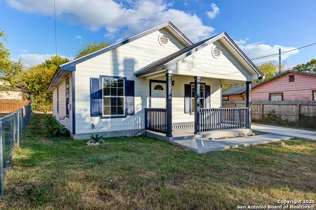 426 N San Joaquin Ave, San Antonio, TX 78228 (MLS #1494924) :: Santos and Sandberg