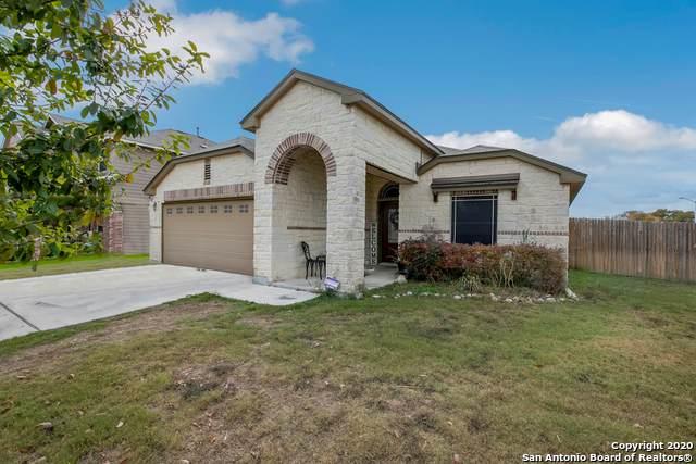 281 Escarpment Oak, New Braunfels, TX 78130 (MLS #1494964) :: The Castillo Group
