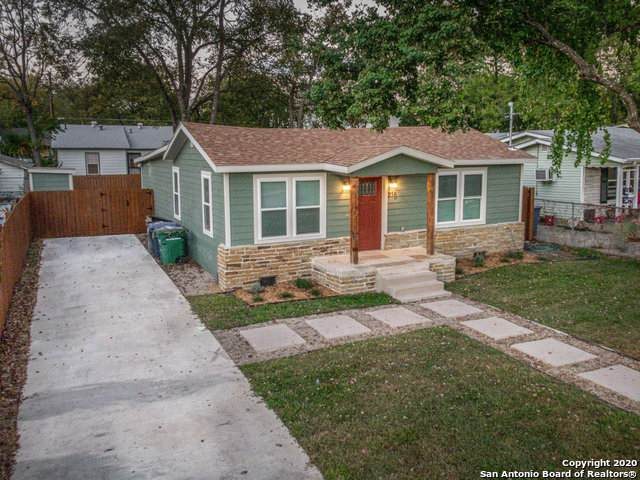 915 Nevada St, San Antonio, TX 78203 (MLS #1495045) :: The Glover Homes & Land Group