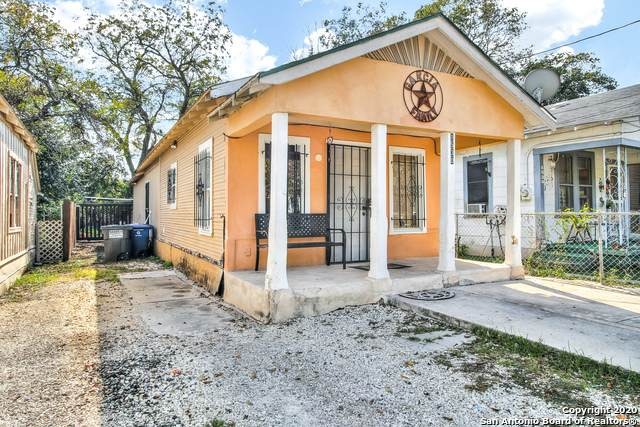 1530 E Crockett St, San Antonio, TX 78202 (MLS #1495062) :: Carter Fine Homes - Keller Williams Heritage