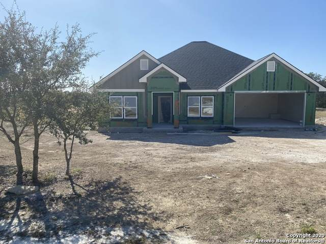 121 Antonio Perez, Blanco, TX 78606 (MLS #1495081) :: The Glover Homes & Land Group