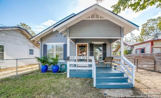 660 Thompson Pl, San Antonio, TX 78225 (MLS #1495135) :: Maverick
