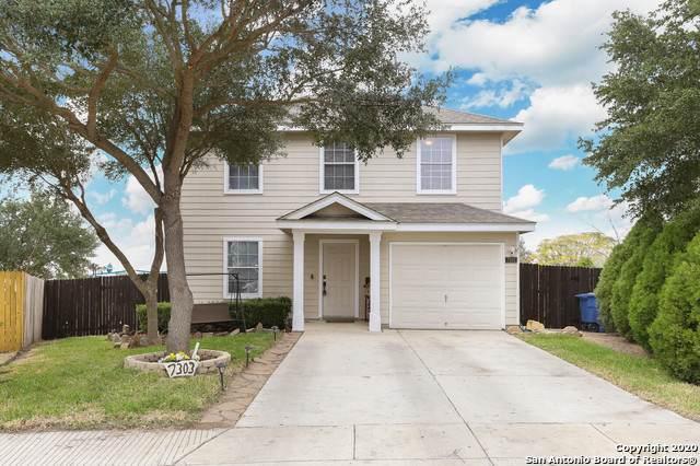 7303 Nebula Valley, San Antonio, TX 78252 (MLS #1495142) :: Alexis Weigand Real Estate Group