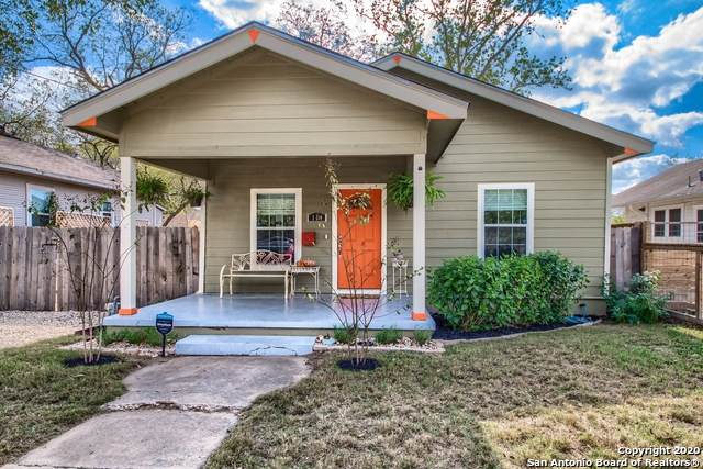 114 Paul St, San Antonio, TX 78203 (MLS #1495150) :: The Glover Homes & Land Group